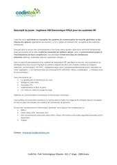 Fichier PDF ingenieur hw electronique fpga pour les systemes rf