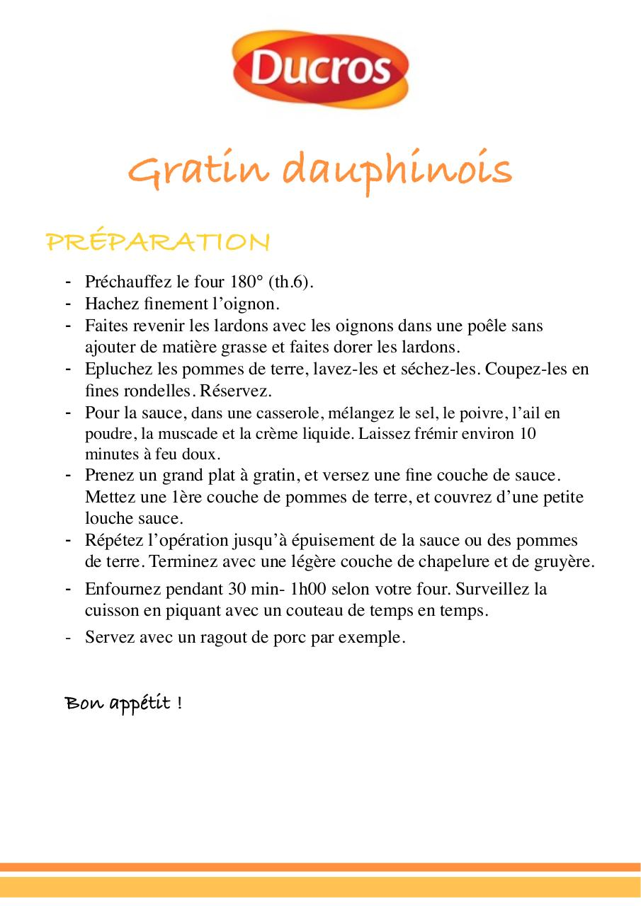 recette gratin dauphinois ducros.pdf - page 2/2