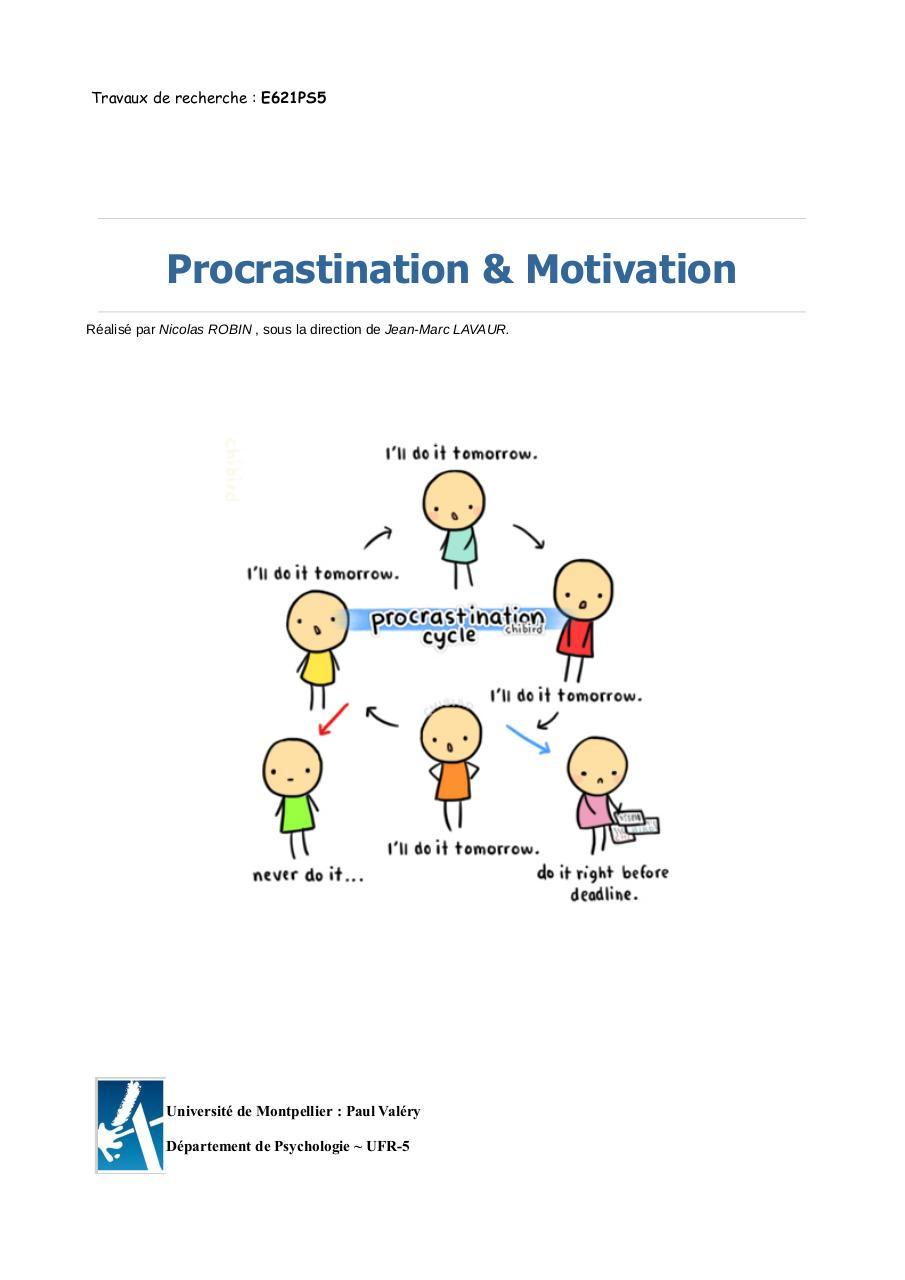 psychologie de la motivation paul diel pdf