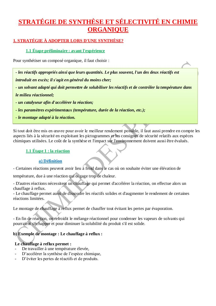 Aperçu du document Montage organique.pdf - page 1/11