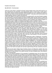 Fichier PDF the internet