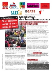 tract intersyndical travailleurs sociaux vd