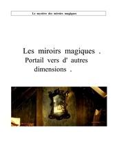 les miroirs magiques 777