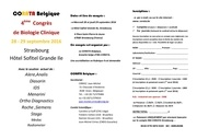 1 2016 corata belgique strasbourg 28 29 septembre