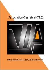 association 716 nv