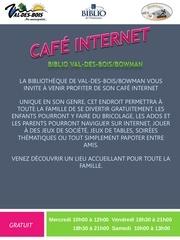 cafe internet valerie plouffe