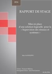 rapport max sanfilippo