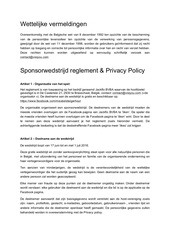 Fichier PDF reglement sponsorwedstrijd nl