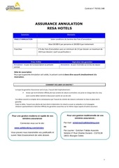 150216 garanties resa hotels annulation