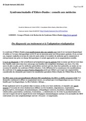pr hamonet sed guide pratique a l intention des medecins