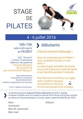 stage pilates juillet2016