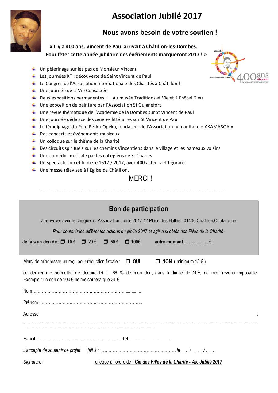 Aperçu du document JUBILE 2017 Appel DON.pdf - page 1/1