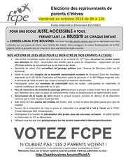 fcpe elections profession de foi 2016 2017 v1