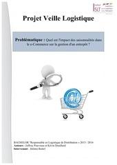 projet veille logistique pdf