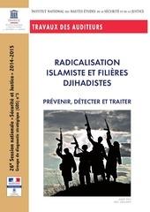 radicalisation islamiste detecter et traiter