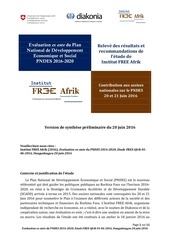 resultats evaluation ex ante pndes free afrik 20 06 2016pdf