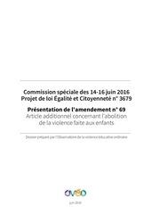 dossier presentation 21 juin amendement 69 oveomaj