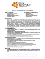 offreemploi coord projet archives