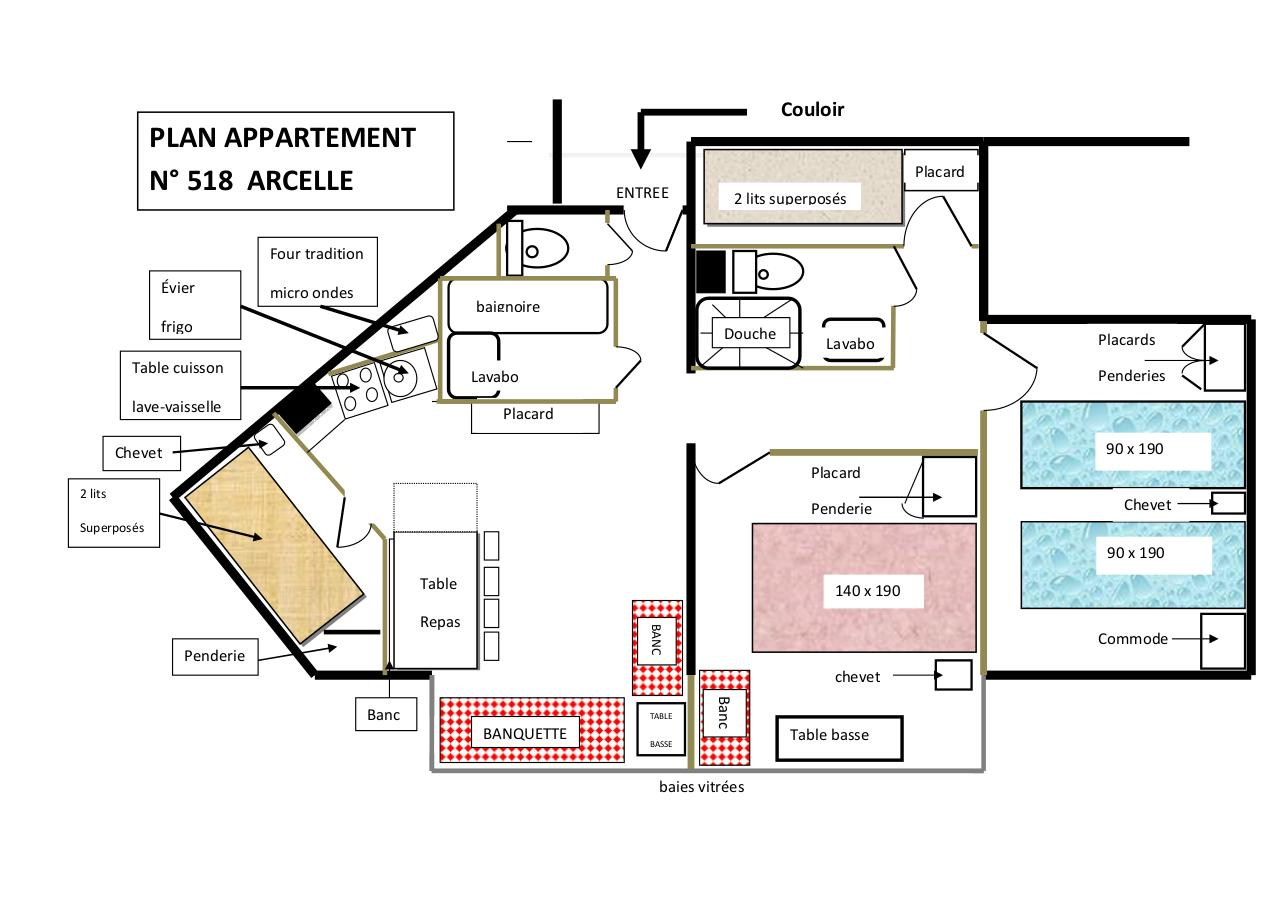 plan appartement pdf