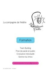 formation presentation