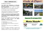 moto virade 2016 programme