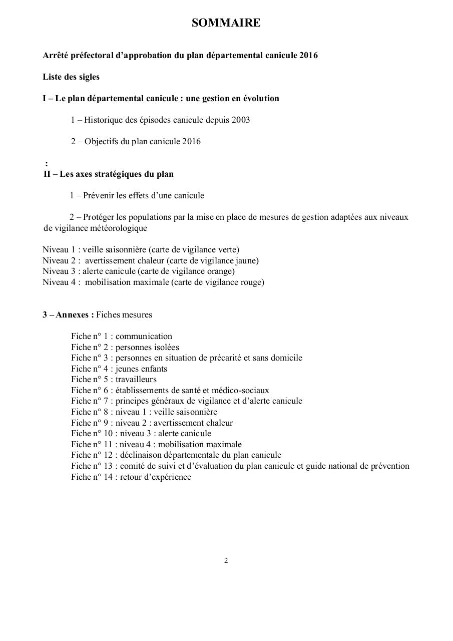 plan canicule 2016.pdf - page 2/52