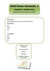 Fichier PDF bulletin inscriptions