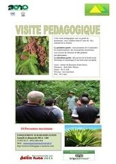 Fichier PDF brochure visite
