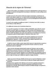 ebauche de la re gion de l oriental pdf