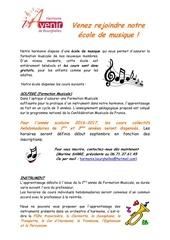 Fichier PDF ecole de musique 54157
