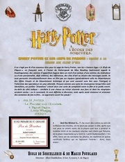les easters eggs de hp1
