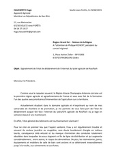 Lettre Internat Philippe Richert Par Hugo Hauswirth Fichier Pdf