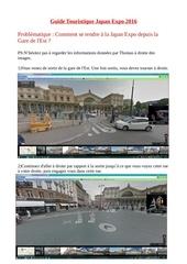 Fichier PDF guide touristique
