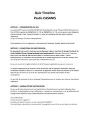 Fichier PDF reglement quiz casanis