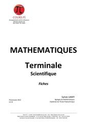 ts mathematiques cours