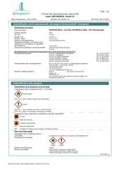Fichier PDF alcool isopropylique fds