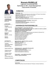 Fichier PDF cv romain rudelle