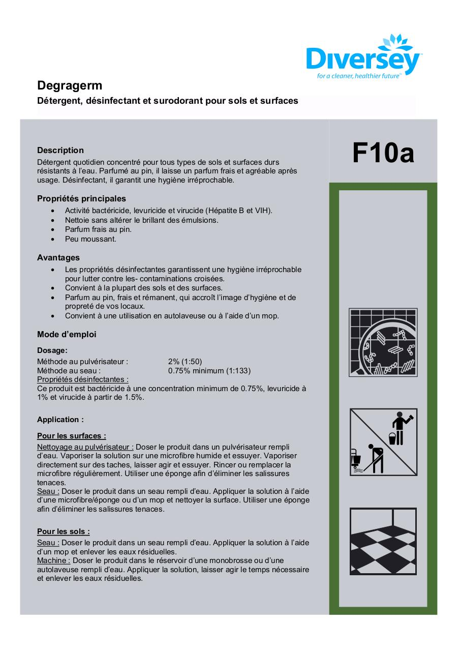 DEGRAGERM QS - FT.pdf - page 1/2