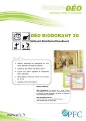 deo biodorant ft
