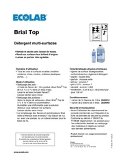 Fichier PDF ecolab brial top ft