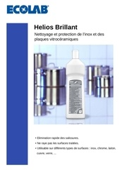 ecolab helios brillant ft