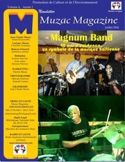 newsletter muzacmagazine juillet 2016