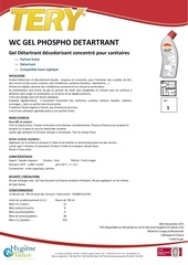 tery gel phospho ft