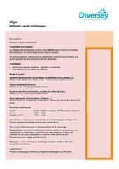 Fichier PDF vigor ft