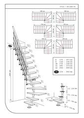 notice montage escalier minka
