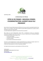 Fichier PDF laurent galle nouveau president otre idf