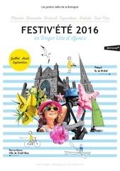 guide festiv ete 2016
