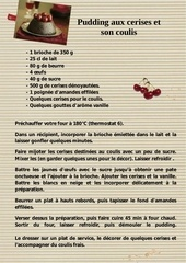 05 pudding aux cerises