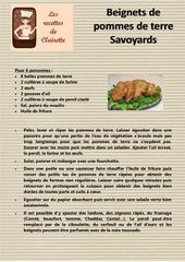 Fichier PDF 34 beignets de pommes de terre savoyards
