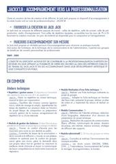 jackx lr infos formulaire